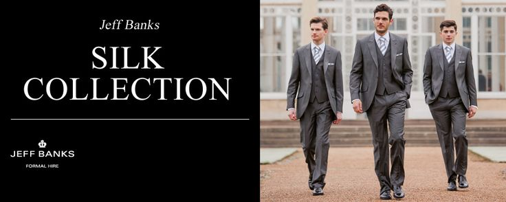Hire the silk collection from just £99