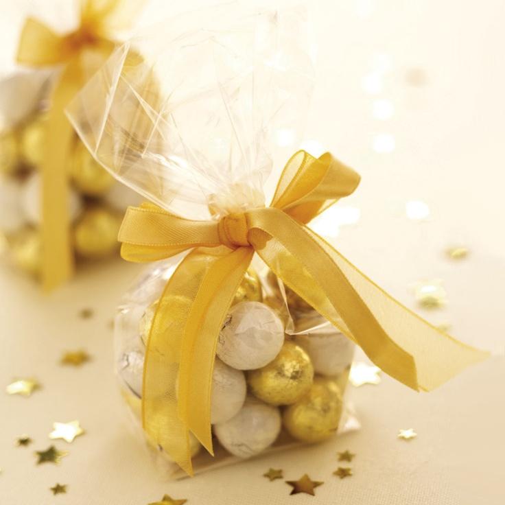 wedding favour sweet bag