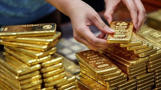 Gold Gets Back Lustre in Volatile Times: Will It Last?...: Gold Gets Back Lustre in Volatile Times: Will It Last? #Goldprice… #Goldprice