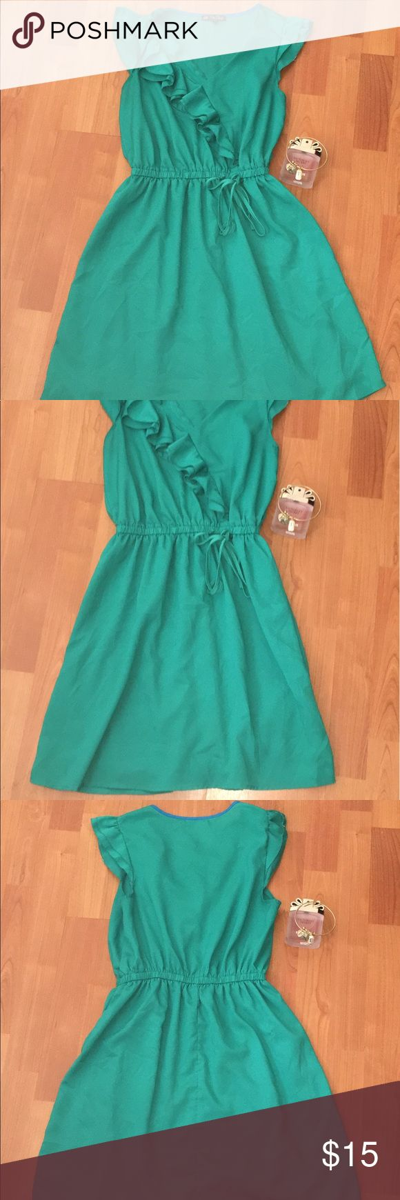 Kelly Green Dress Offers welcomed! Dresses Midi