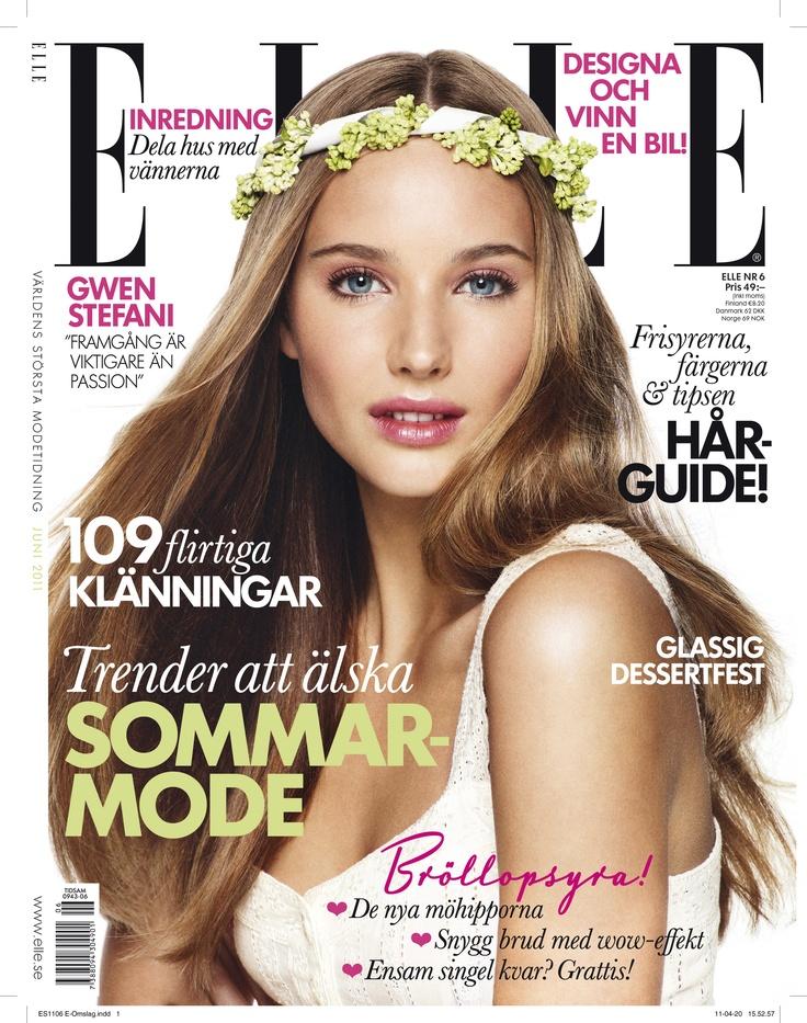 ELLE 6/2011 (butik)