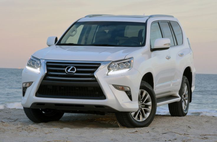 2016 Lexus GX 460 Spy Shots, Price and Release Date - http ...
