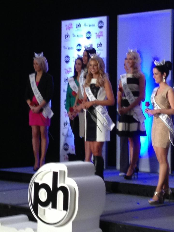 Miss America 2013 – Contestant Arrival Ceremony