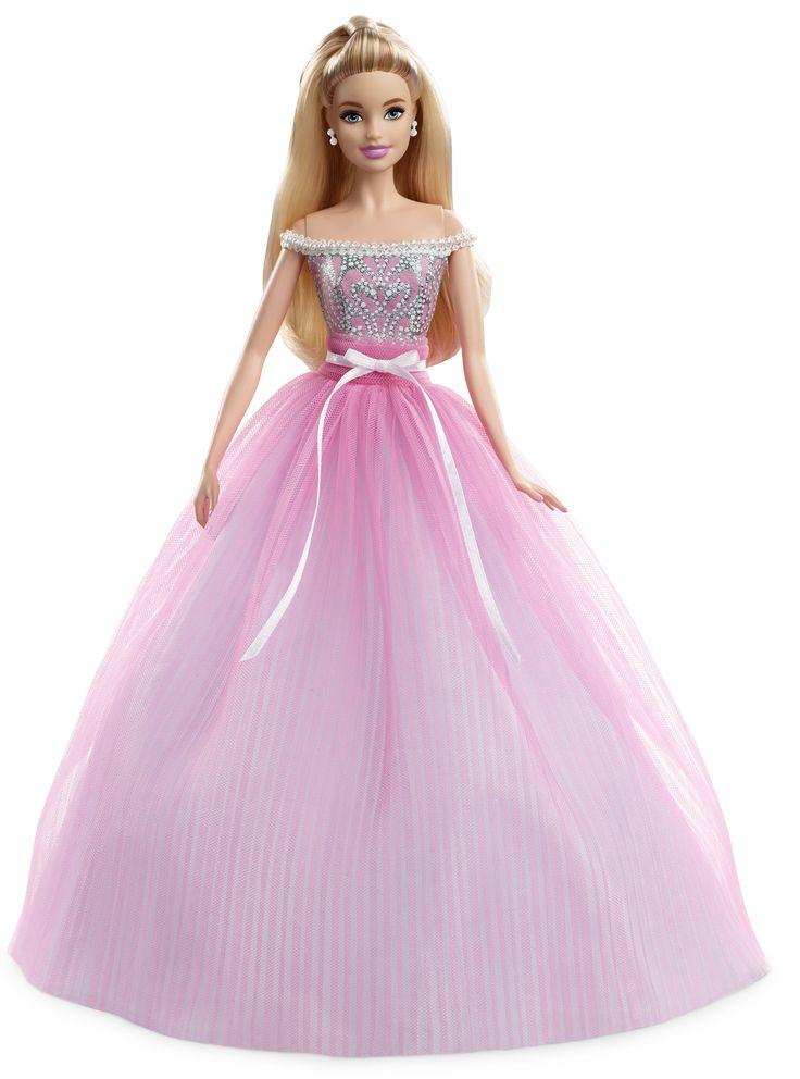 Barbie Пожелания ко дню рождения коллекционная