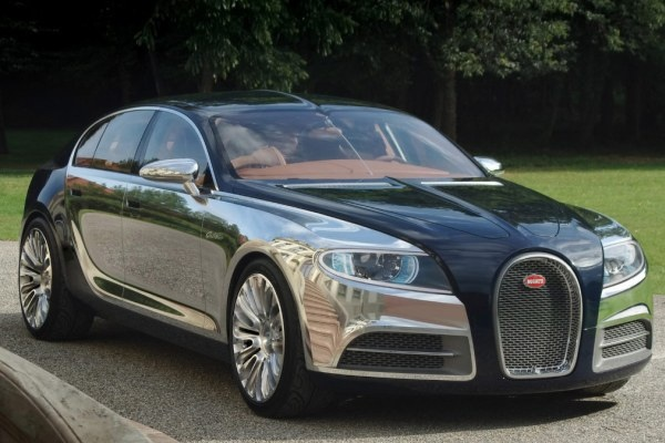 Lovely It Will Be The Fastest, Most Powerful Four Door In The World. Find Out More  About The Bugatti Galibier Concept In This First ...