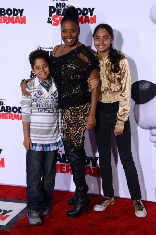 Shar Jackson & Her Premiere Pals