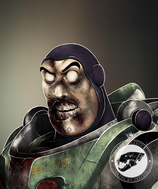 Cartoon Characters Zombies : Best zombie disney cartoons images on pinterest