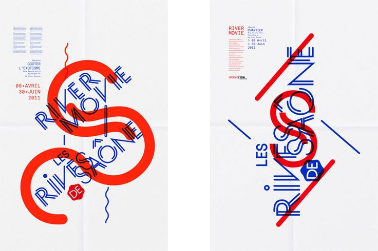 Typographies - Rive - Les Graphiquants