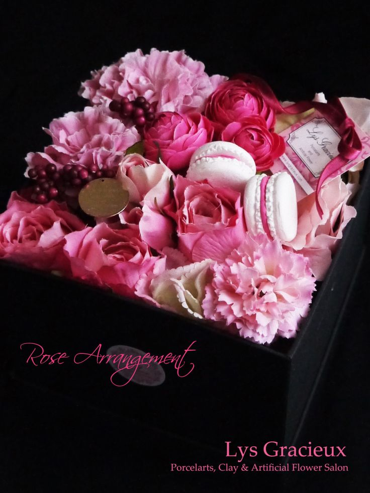 Happy Mother's Day Pink & Rose Flower Arrangement