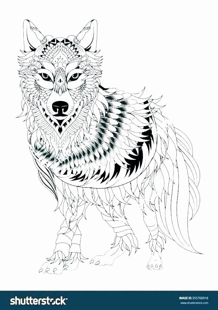 Arctic Wolf Coloring Pages Awesome Coloring Pages Wolf Wolf Animal Jam Arctic Wolf Coloring Mandalas Animales Mandalas Mandalas Para Colorear Animales