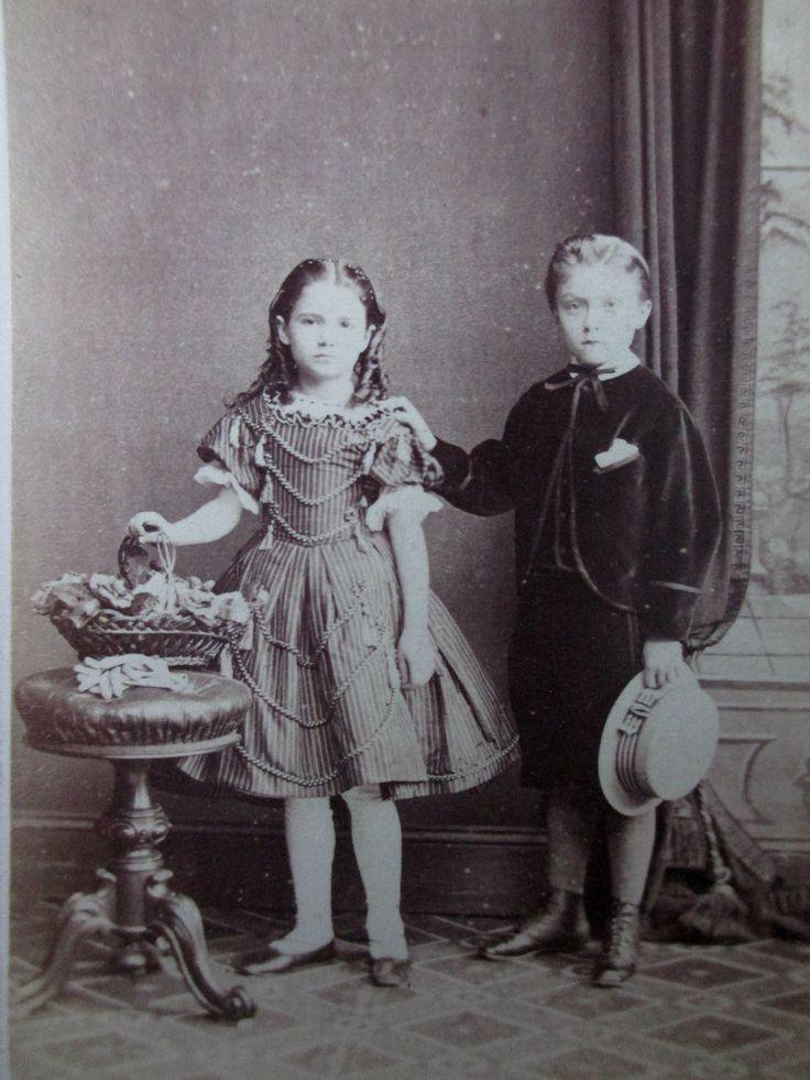 six boy and girl photo