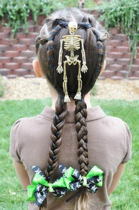 Frisuren für Kinder zu tun #kommunion #flechten #minutenfrisuren #einfachefrisuren #halloween #festlichefrisuren #mädchen #hairstyles #zopf #Diyhairstyles