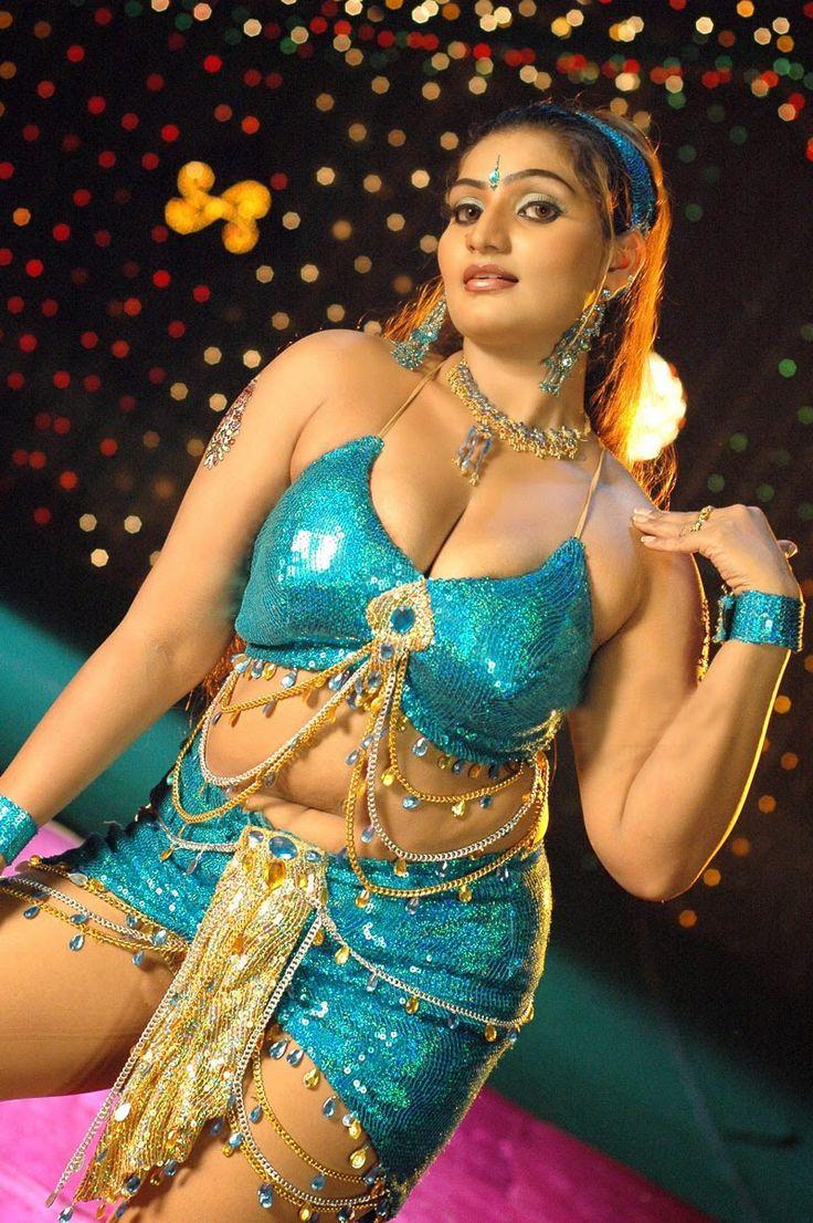South Hot Item Dance Actress Babilona Chubby Navel And -4223
