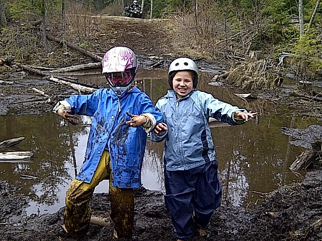 ATV Family Getaways in the Almaguin Highlands at the top end of Muskoka!  Rent your Muskoka Cottage Rentals for the best vacation ever!  http://www.sandlake.on.ca