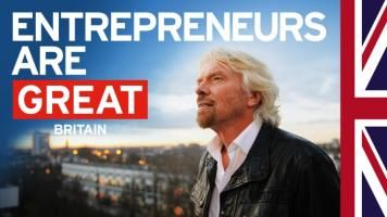 Entrepreneurs are GREAT  In this series of video, you can learn about the successful stories of renowned entrepreneurs in the UK #learnenglish   www.britishcouncil.hk