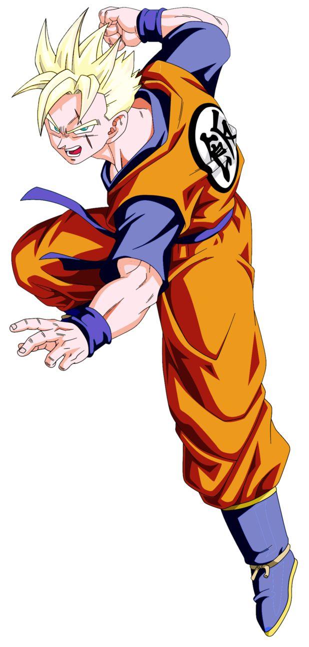 Future Gohan | Characters to Cosplay | Pinterest | Dragon ... Dragon Ball Z Characters Goku Drawing