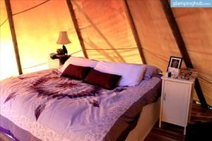 Teepee Glamping on Manitoulin Island Ð The world's largest freshwater island