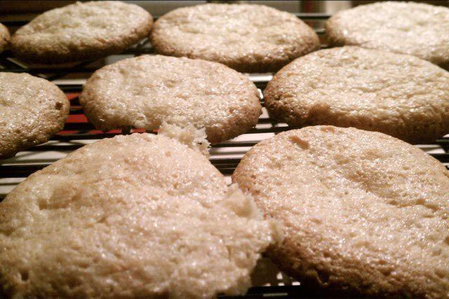 16 Polish Christmas Cookies Recipes: Almond Cookies Recipe - Polish Amaretti
