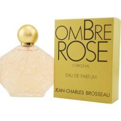 Brosseau Ombre Rose is een bloemige damesgeur uit 1981. In de top zitten aldehyden, perzik, rozenhout en geranium, in het hart, liswortel, vetiver, ylang-ylang, lelietje-van-dalen, cederhout en roos en in de basis tonkaboon, kaneel, muskus, heliotroop, vanille en geranium.