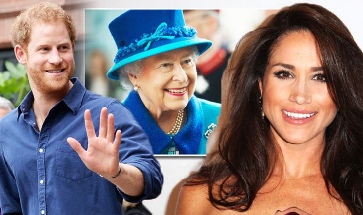 Prince Harry and Meghan Markle latest news and relationships update Meghan meets QUEEN - Express.co.uk