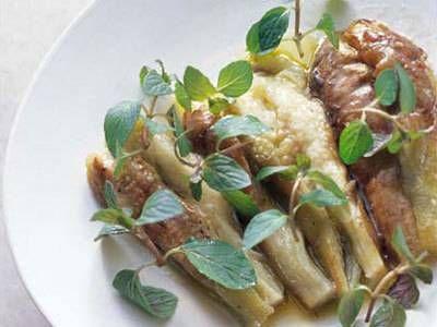 有元 葉子さんの料理レシピ一覧|焼きなすミント