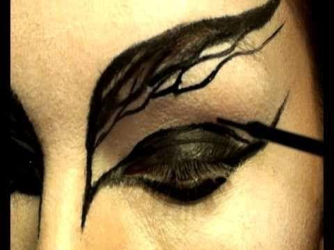 Black Swan Makeup Tutorial Inspired by Natalie Portman's Movie Character Nina