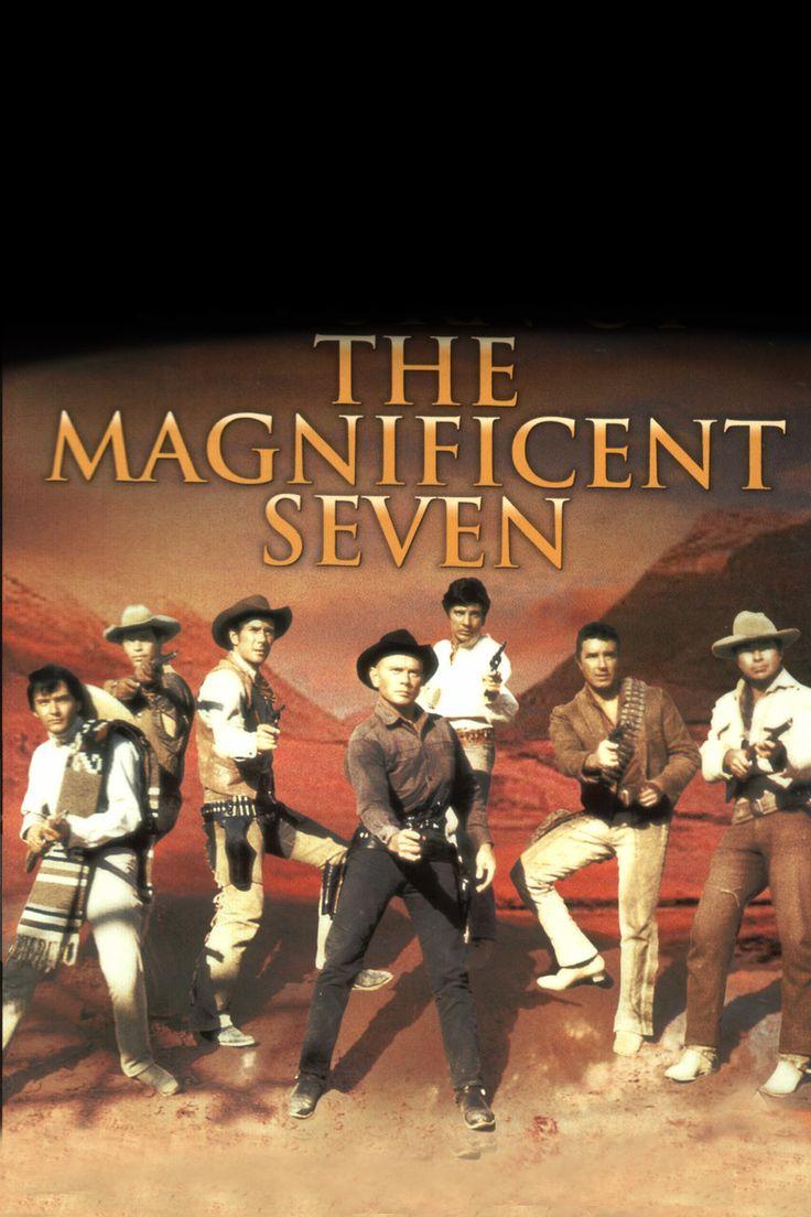 Magnificent Seven Cast | The Magnificent Seven (1960) | Movie | flickfacts.com