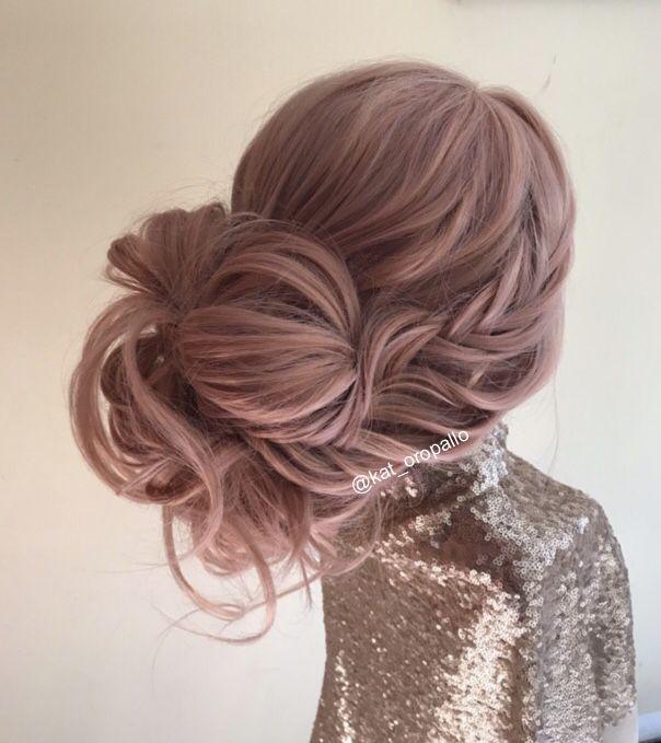 Hair by @kat_oropallo this wonderful wedding inspiration is by Kat Oropallo visit Katherine Elizabeth Salon on insta or Facebook for more!  #weddinghairideas #wedding#weddinghair#romanticupdos #bighair #weddingromanticstyle