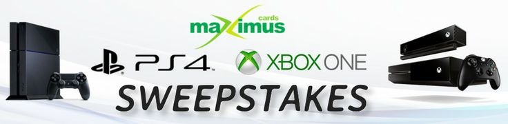 Welcome to our 11th Sweepstakes…! We will be giving away one SONY PS4 console & one Xbox One console! Two (2) winners will be randomly chosen. Like Us and enter sweepstakes for a chance to win new SONY PS4 or Xbox One! No purchase necessary to win. One entry per Facebook account. Get 1 bonus entry per user that clicks and enters from your shared link! WORLDWIDE.  This event ends on Sunday, March 30th, 2014.  http://woobox.com/qse995