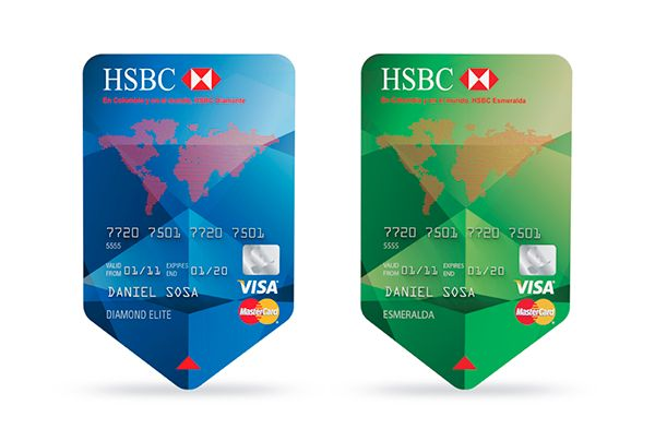 hsbc credit card visa or mastercard