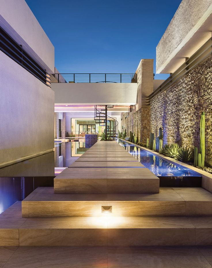 The American Home 2013, located in Henderson, Nevada, just a short distance from Las Vegas. The Builder/Architect/Interior Designer of this amazing 6,721 square foot home, is Blue Heron.