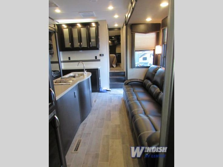 New 2017 Dutchmen RV Triton 3551 Toy Hauler Fifth Wheel at Windish RV Center | Lakewood, CO | #17T8544