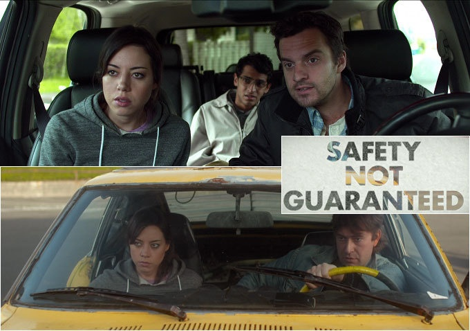 Watch Charming Trailer For TimeTravel Comedy 'Safety Not
