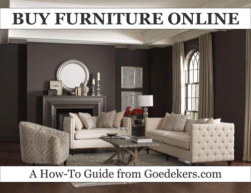 Buy Furniture Online A How To Guide