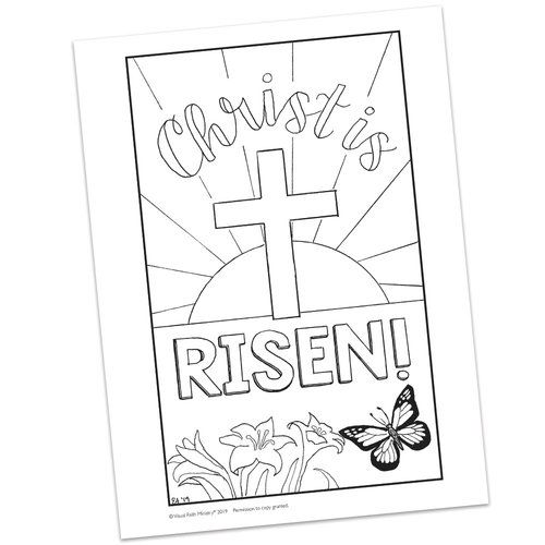 Pin on Easter and Lent for Kids
