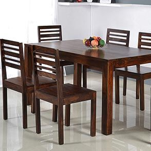 Dining Sets Modern Furniture reflects the design philosophy of form following function prevalent in modernism. These designs represent the ideals of cutting excess, practicality and an absence of decoration.