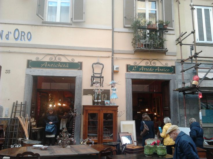 Botteghe del Balon, Torino!