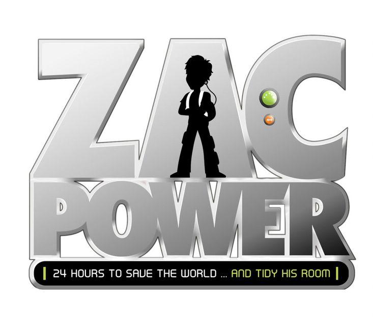 Zac Power Logo