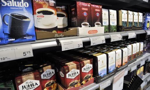 Perinteinen kahvipaketti ei sisällä venttiilireikää