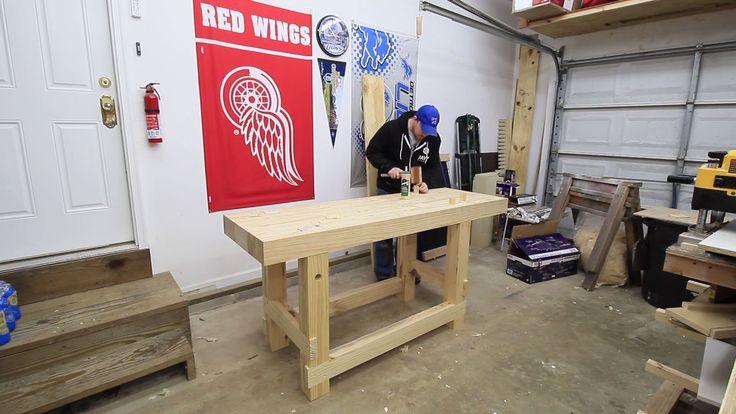 woodworking workbench (35)