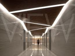 Raffles City mixed use commercial and residential complex, Beijing, China - office tower lobby - Google Search