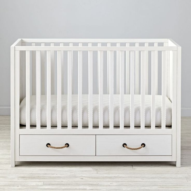 Shop Topside White Crib With Storage. What Do You Do If Your Nursery Needs  A Crib And Dresser, But You Only Have Room For One? Our Topside Crib Offers  Two ...