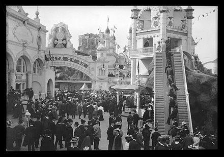 Luna Park, Coney Island (1903) - Wikipedia