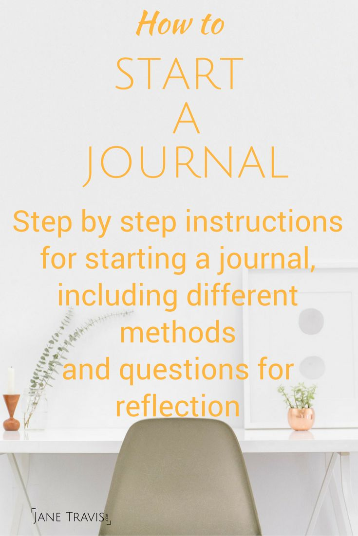 Want to start a journal but not sure how? This guide walks you through the whole process.  Great for reducing stress