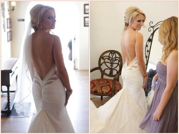 Elegant Inbal Dror PreOwned Wedding Dresses