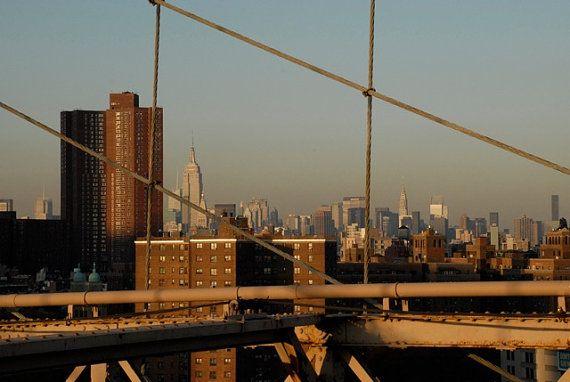 New York Photography Brooklyn Bridge New by FineArtStreetPhotos