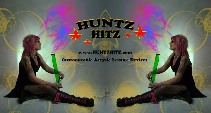 The double Quinn - With Huntz Hitz - Water Bongs!