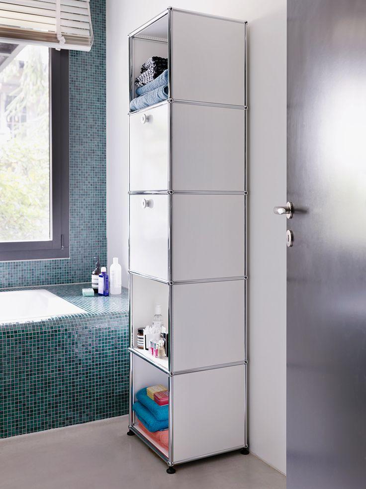 69 best usm at home images on pinterest modular. Black Bedroom Furniture Sets. Home Design Ideas