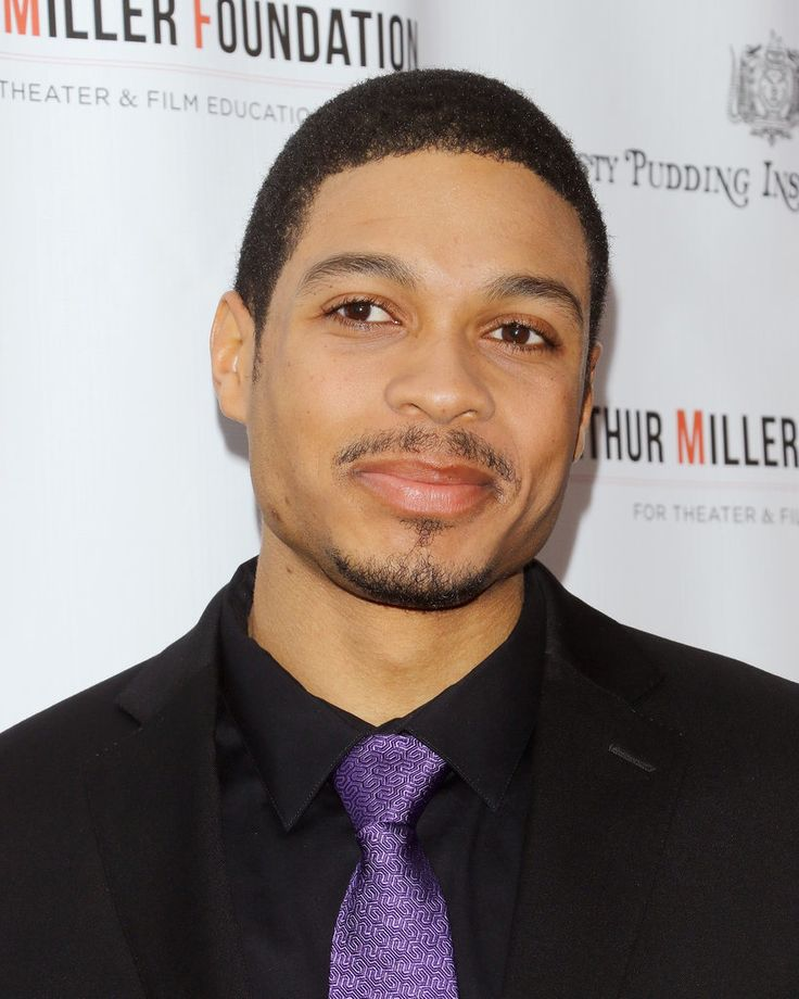 Ray Fisher who will be playing Cyborg in Justice League.