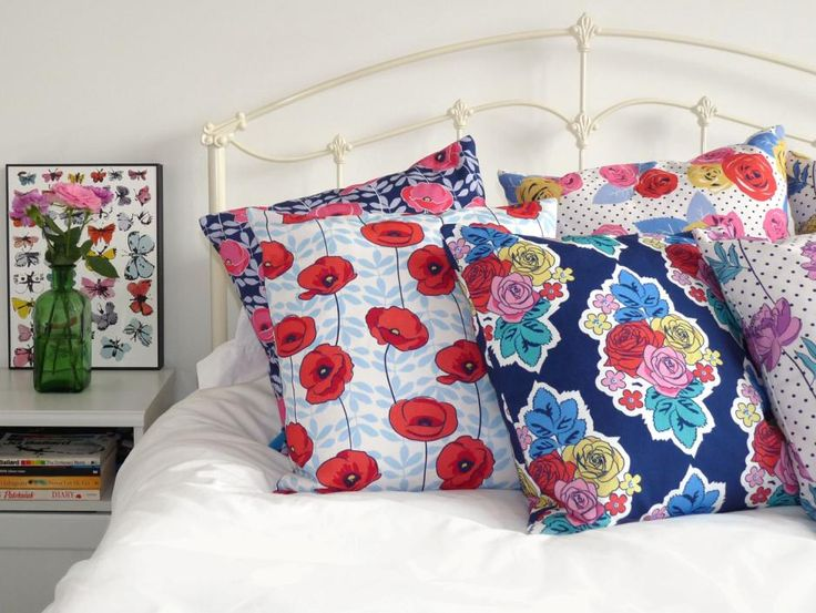 Alison Mac. Brand new home decor company . Inspiration for the AW13 collection comes from the beauty of the English countryside and a love of flowers with the designs having a sense of nostalgia whist being fresh and exciting. Find them at Stand C64.